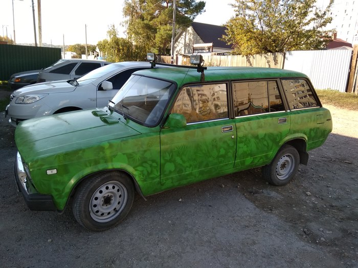 Саратовский тюнинг Тюнинг, Авто