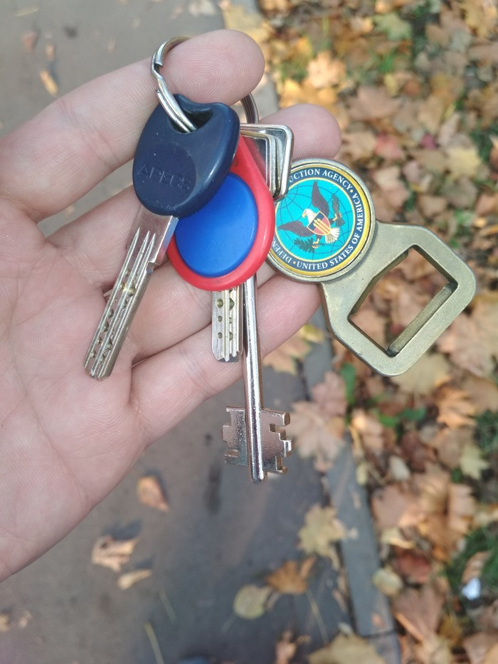 Г. Видное. Кто ключи потерял? Видное, Потеря, Ключи