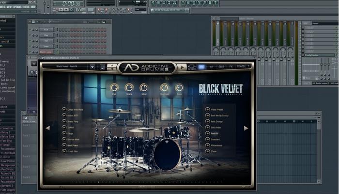НастройкаMusic Over The World Tool FL Studio 11, Music Over The World Tool, Онлайн репетиции, Музыка, Длиннопост