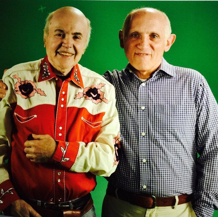 Два старых друга: Чехов и Кварк Звездный путь: Дальний Космос, Звездный путь: Ориджинал, Актеры