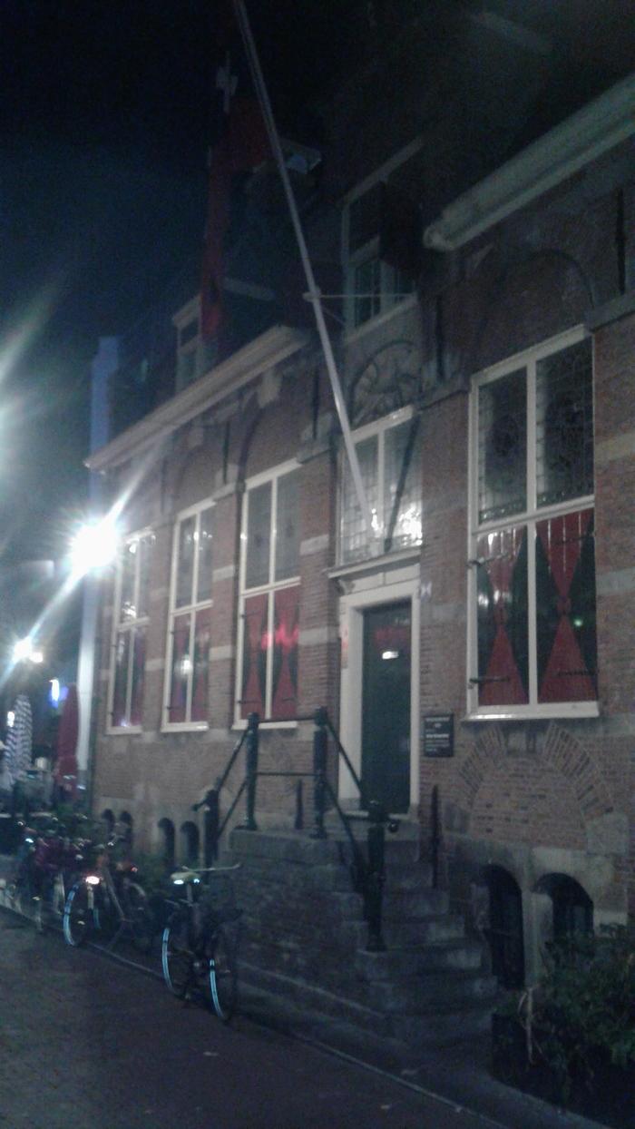 Поехал вчера подышать Амстердамом. Ночь, Прогулка, Амстердам, Видео, Длиннопост