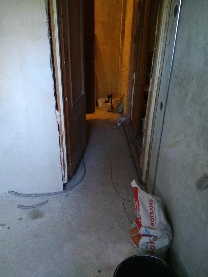 Бюджетный ремонт кухни в хрущевке (часть 12) Ремонт, Кухня, Хрущевка, Своими руками, Длиннопост