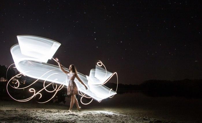 Танец со светом