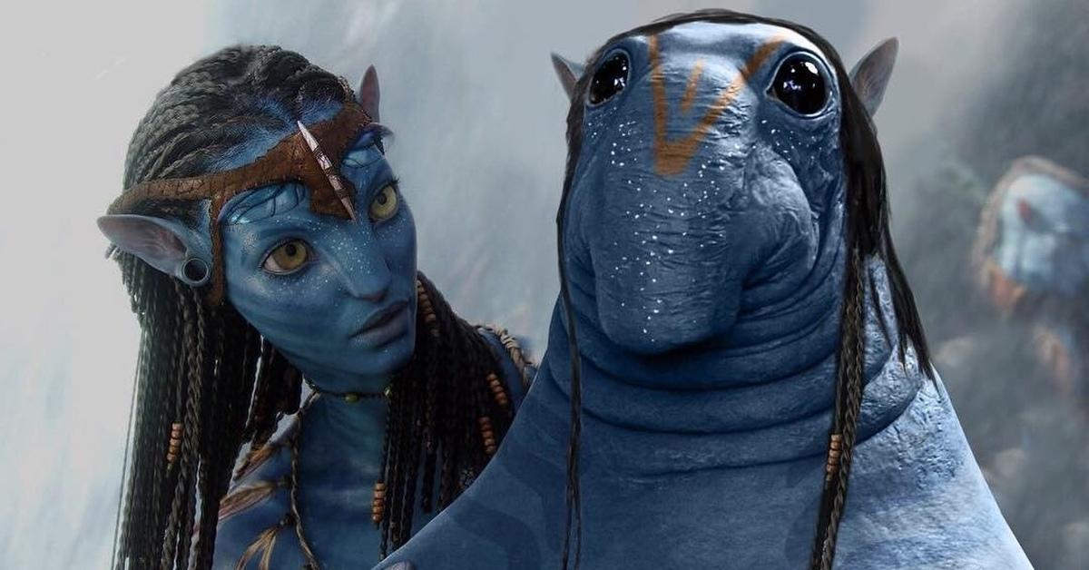 Картинки из фильма аватар приколы