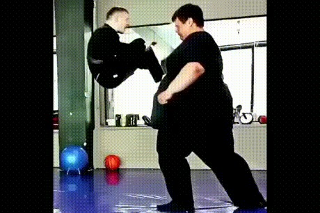Кунг Фу Панда противТай Лунга, новая версия