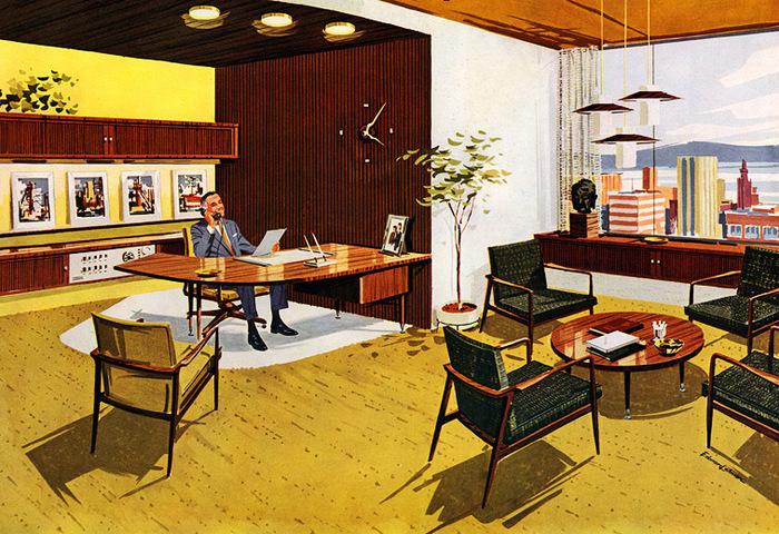 Atomic Age - дизайн эпохи Fallout История, Ретро, Техника, Дизайн, Длиннопост