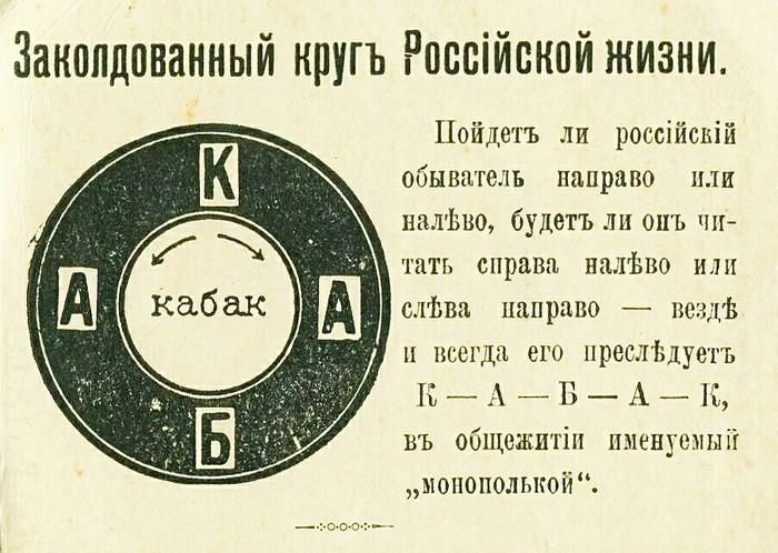 Актуальная схема от алкобушников прошлого века