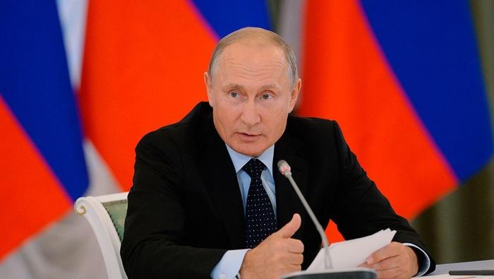 Владимир Путин подписал указ об ответных мерах на антироссийские санкции Украины Общество, Политика, Санкции, Путин, Россия, Украина, Новости mailru, Русофобия