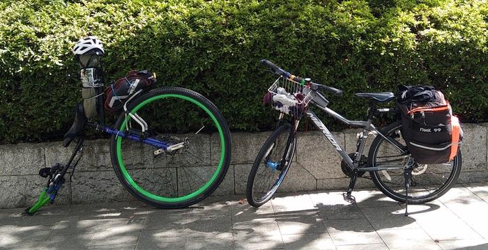Велотур по Японии Япония, Путешествия, Велосипед, Уницикл, Велопутешествие, Бюджет, Длиннопост