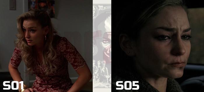 """Как менялись герои """"The Sopanos""""\Семьи Сопрано на протяжении сериала (часть 2) Клан Сопрано, Клан, Сопрано, Сериалы, HBO, The best, Длиннопост"""