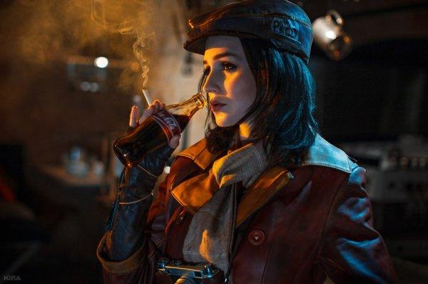 Ver1sa - косплей модель Цири, Ellen Ripley, Fallout 4, Dark Souls 3, Lineage 2, Кот, Косплей, The Witcher 3:Wild Hunt, Длиннопост