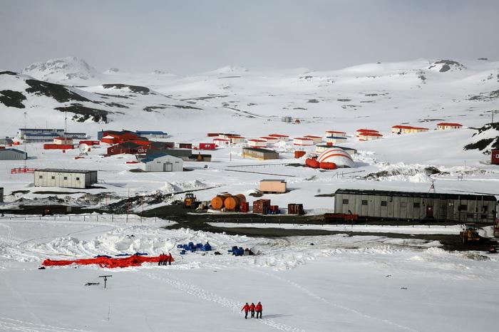 Россияне устроили поножовщину на научной станции в Антарктиде Антарктида, Ранение, Научная станция, Происшествие, Негатив