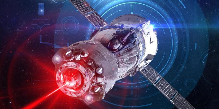 ФСБ сочла спутниковый интернет угрозой ФСБ, Интернет, Космос