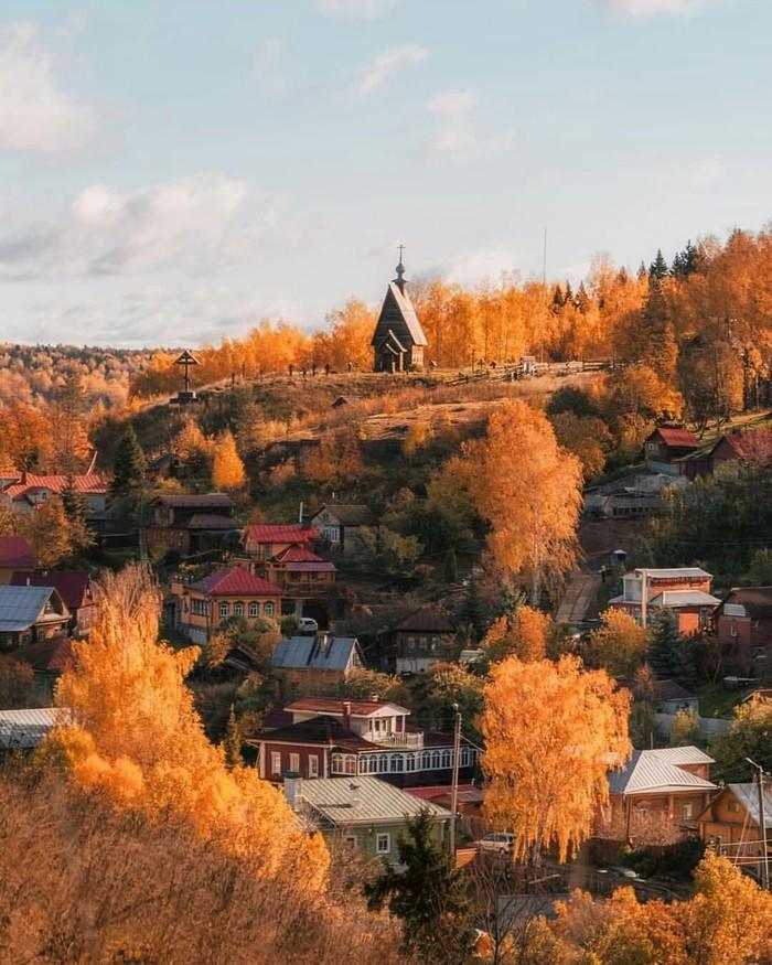 Плес, Ивановская область.