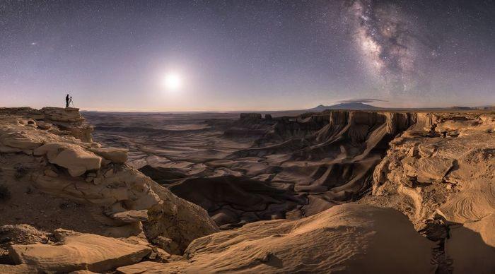 Победитель конкурса Королевской Обсерватории 2018 года Астрономия, Космос, Фотография, Конкурс, Длиннопост