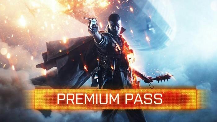 Premium Pass для Battlefield™1 можно забрать бесплатно в Origin. Origin, Халява, Battlefield 1, Без рейтинга