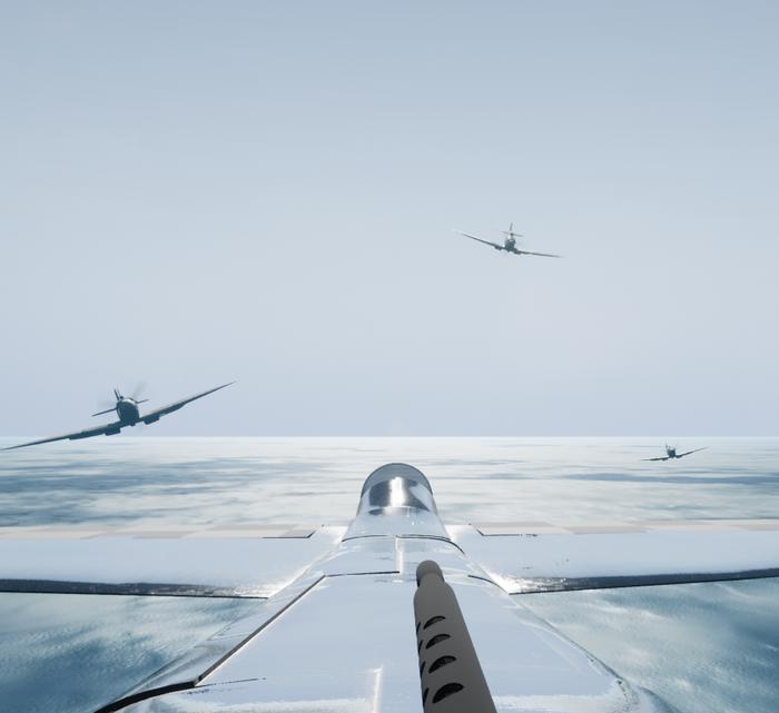 Симулятор стрелка B-25 Игры, Авиация, Gamedev, Симулятор, Видео, Длиннопост