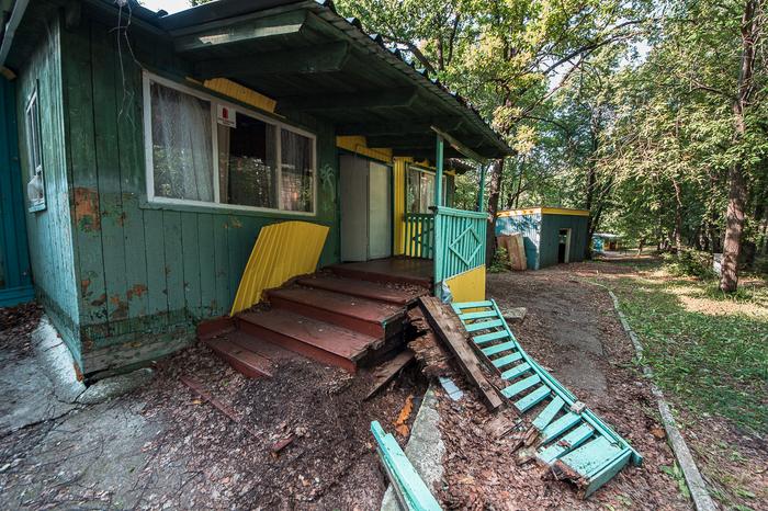 """Недавно заброшенный пионерский лагерь """"Олимпия"""" Урбанфото, Заброшенное, Дол, Пионерский лагерь, Заброшенный лагерь, Длиннопост"""