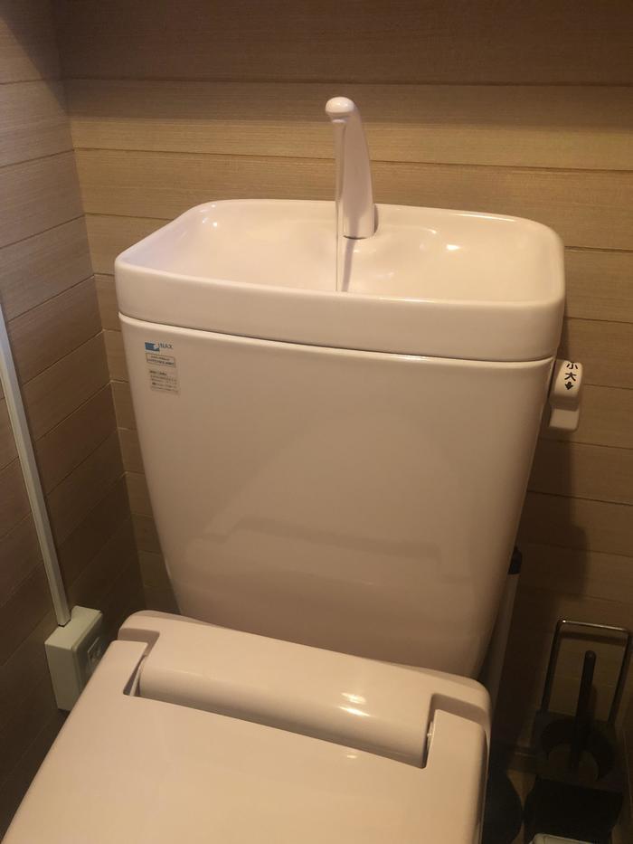 Экономия воды в Японском туалете