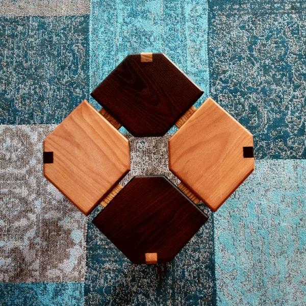 Инженер: Деревянный табурет для сидения попой Дерево, Бук, Своими руками, Деревообработка, Инженер, Сумбур, Длиннопост, Ручная работа, Гифка, Видео