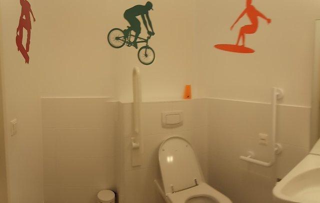 """""""Нужна отделка туалета для инвалидов."""" """"Ни слова больше!"""""""