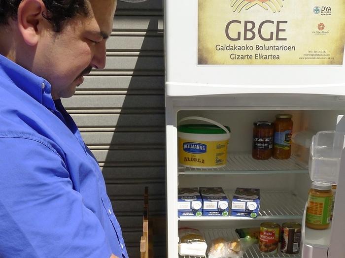 Холодильник солидарности Холодильник, Общественный, Идея, Длиннопост