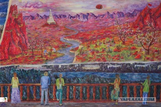«Держишь ли ты камень с Марса?» В Ярославле вскрыли капсулу из 1968 года Комсомол, Длиннопост, СССР, Капсула времени