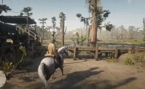 Это вам не Скайрим, чтобы по стенам на лошади бегать