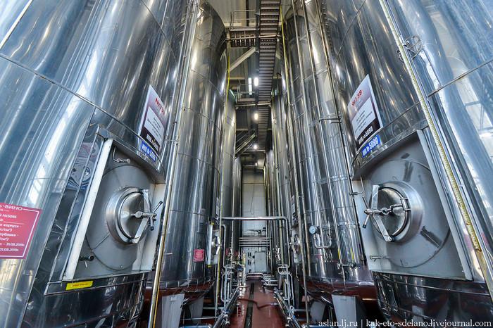 Как делают вино. Часть 3 - флотация и брожение Вино, Виноград, Длиннопост, Сельское хозяйство, Виноградник