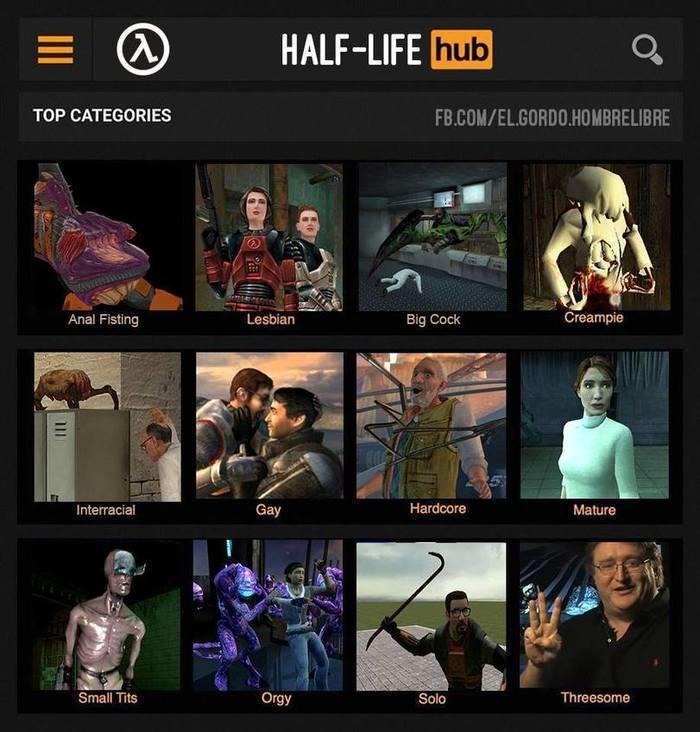 Half-Life hub