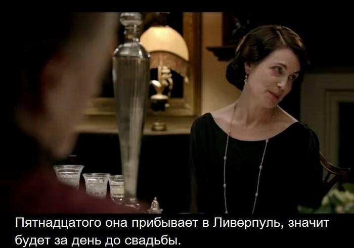 Downton Abbey Downton Abbey, Англия, Америка, Сериалы, Юмор, Длиннопост