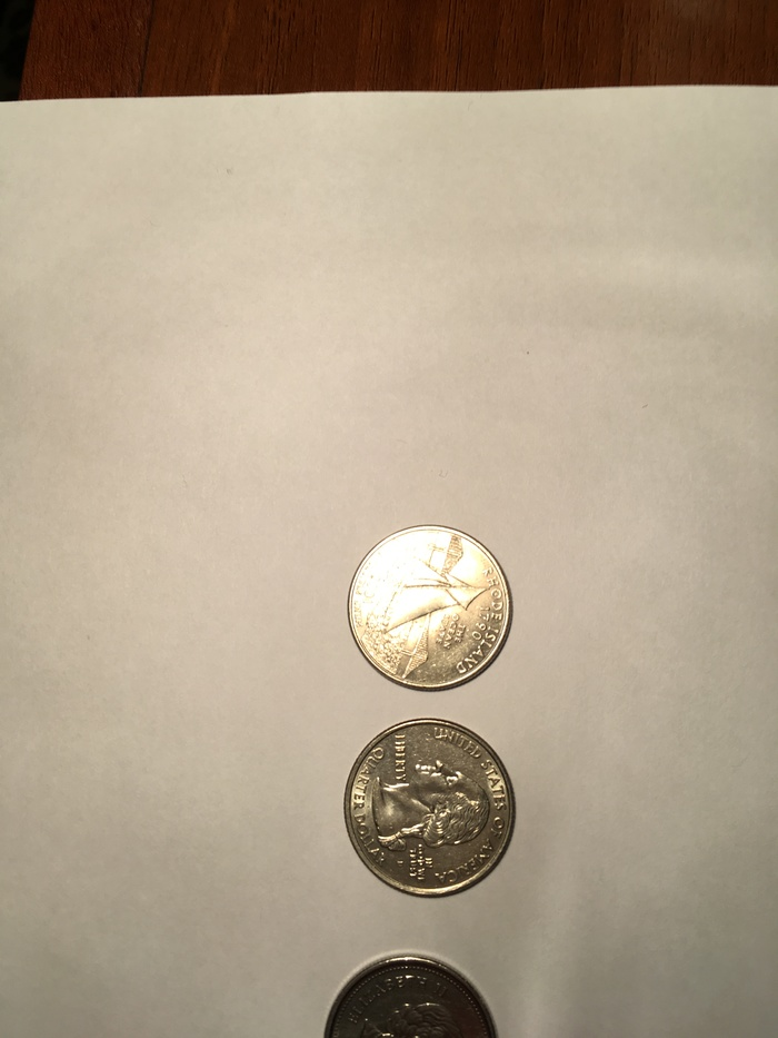 Помогите определить монеты доллара Что за монета, Доллар, Длиннопост