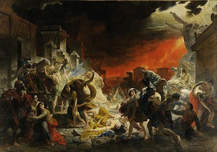 Прискус против Веруса - самый известный бой гладиаторов в истории. История, Древний Рим, Гладиатор, Scientaevulgaris, Длиннопост