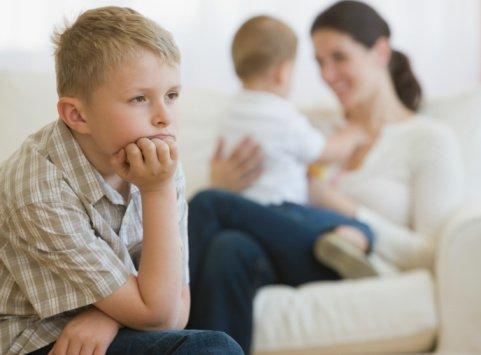 Почему одних детей мы как будто больше любим, чем других? Психология, Статья, Старшие и младшие, Длиннопост, Воспитание детей