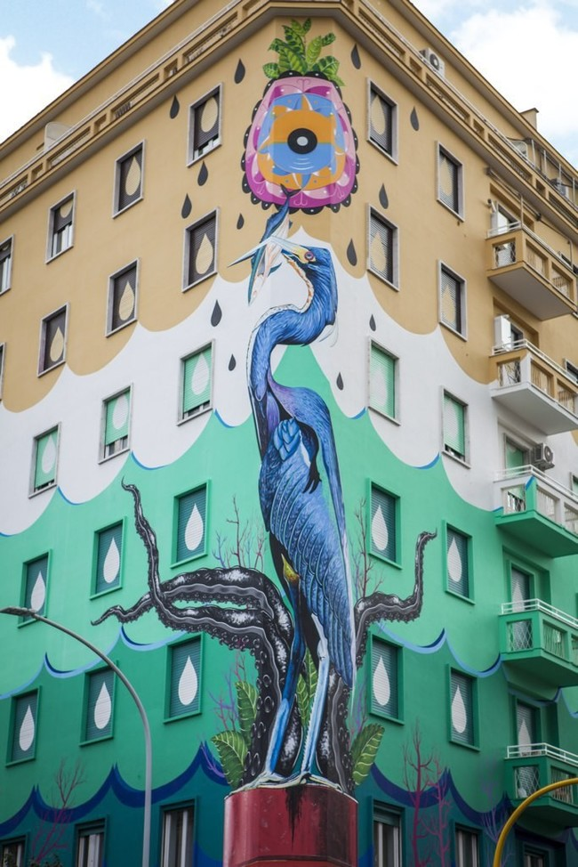 Эко краска Граффити, Экология