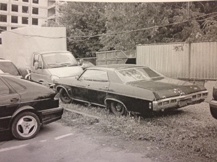 РеставрацияChevrolet Impala 1969 Реставрация, Восстание машин, Muscle CAR, Chevrolet Impala, Длиннопост, Drive2
