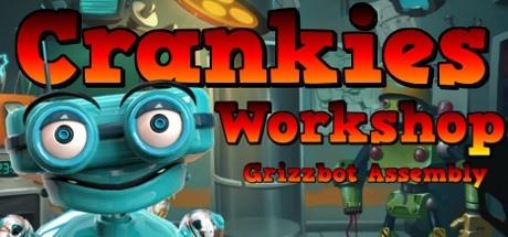 Crankies Workshop Grizzbot Assembly Steam, Steam халява, Ключи Steam, Стим +1