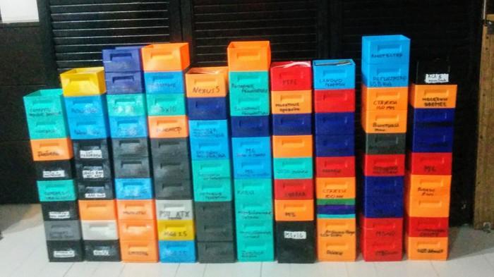Ящики печатные 3d печать, 3D принтер, Ящик, Самоделки