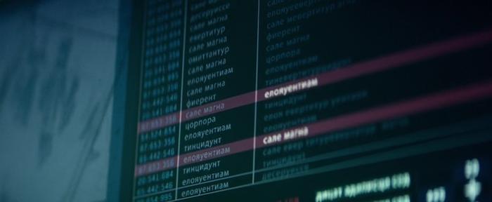 Голливудско-русский в лучших традициях Киноляп, Русские в кино