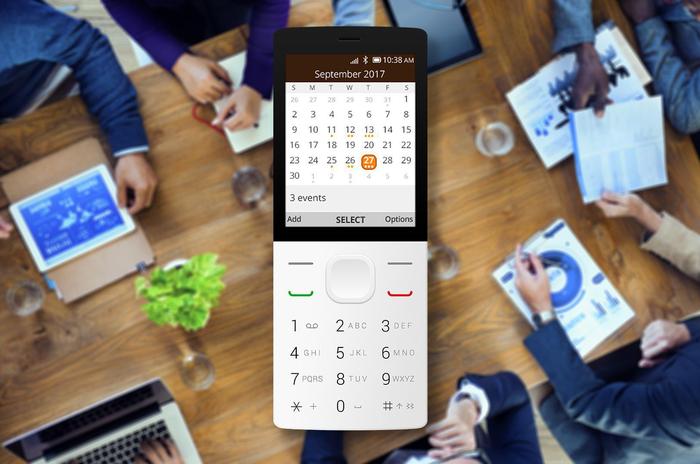 Обзор KaiOS: новая система для смартфонов, в которую инвестировал Google KaiOS, Телефон, Мобильные телефоны, Кнопочные телефоны, Операционная система, Android, Длиннопост