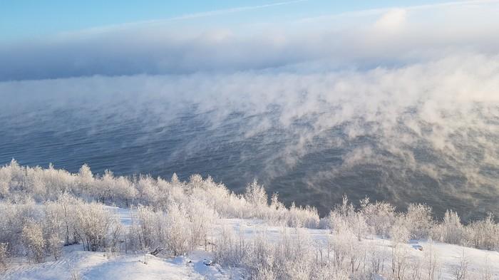Ледяной пар Мороз, Зима, Красота, Фотография
