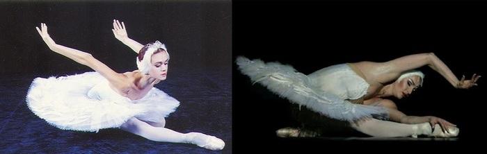 Балерины и Анастасия Волочкова Балет, Анастасия Волочкова, Сравнение, Критика, Видео, Длиннопост, Знаменитости