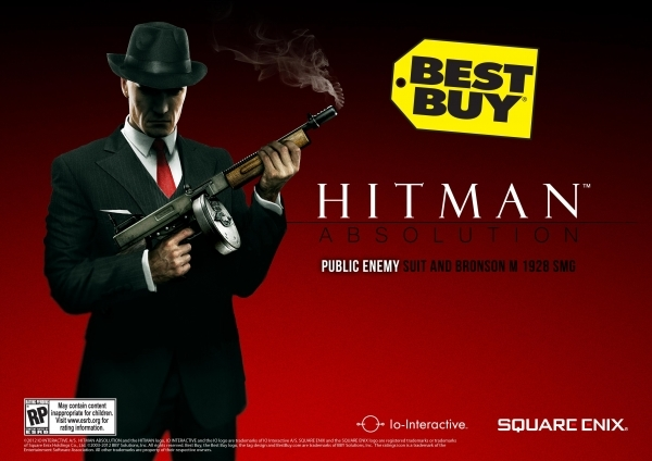 Неожиданная встреча Hitman, Афиша, Cosa Nostra, Fail