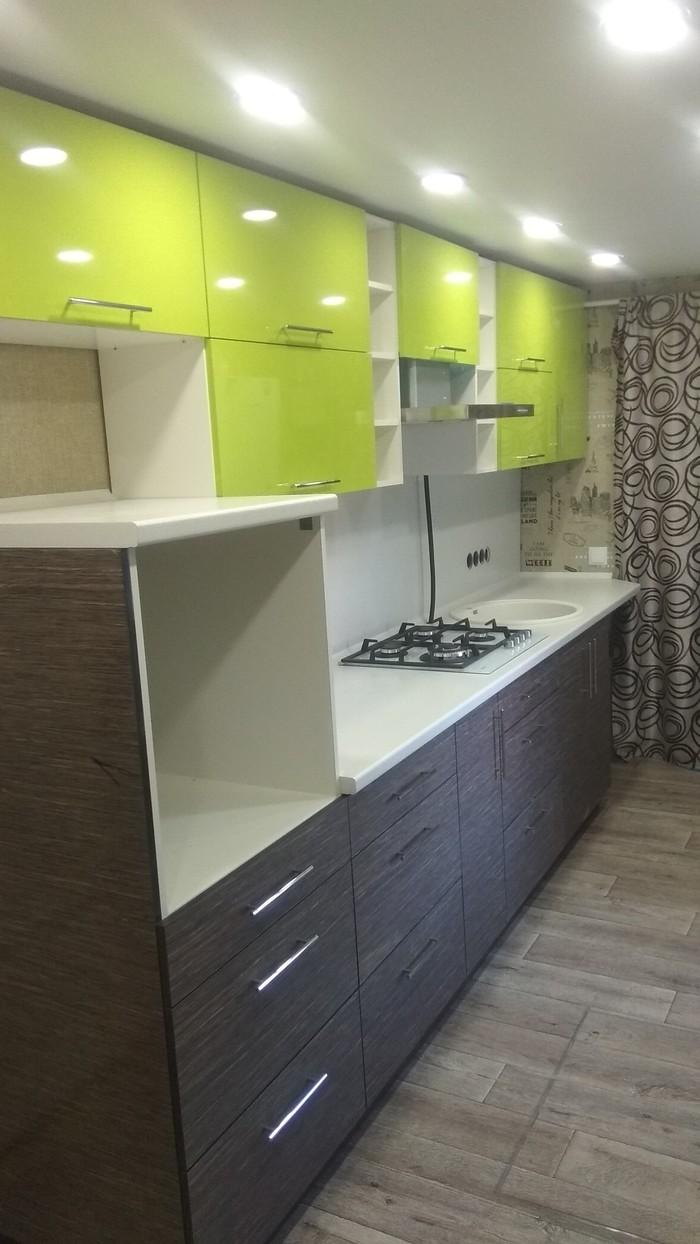 Кухня своими руками Мебель, Ремесло, Длиннопост