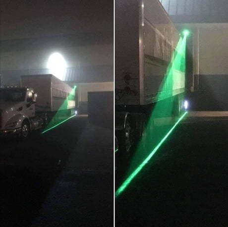 Лазерная разметка