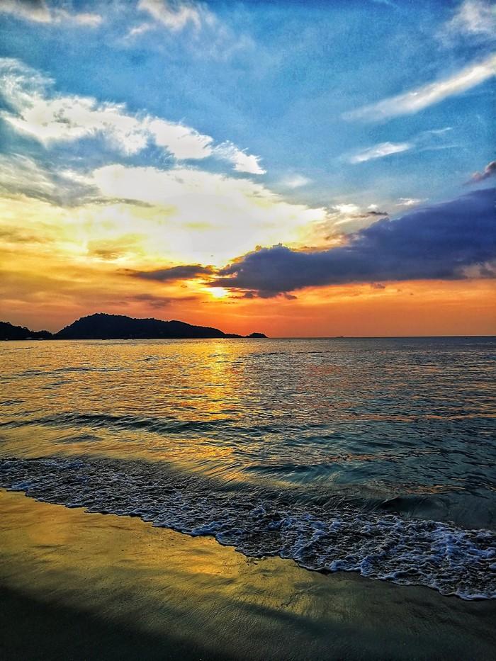 Закат на острове Пхукет Рассветы и закаты, Фотография, Битва закатов, Пхукет