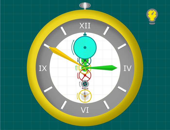 Что там тикает в часах? Объяснение в 8-ми картинках. Механика, Наука, Техника, Технологии, Часы, Популярная механика, Длиннопост