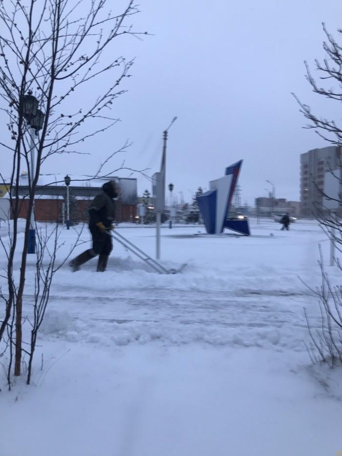 Не гоняй по свежему снегу Снег, ДТП, Длиннопост, Новый уренгой