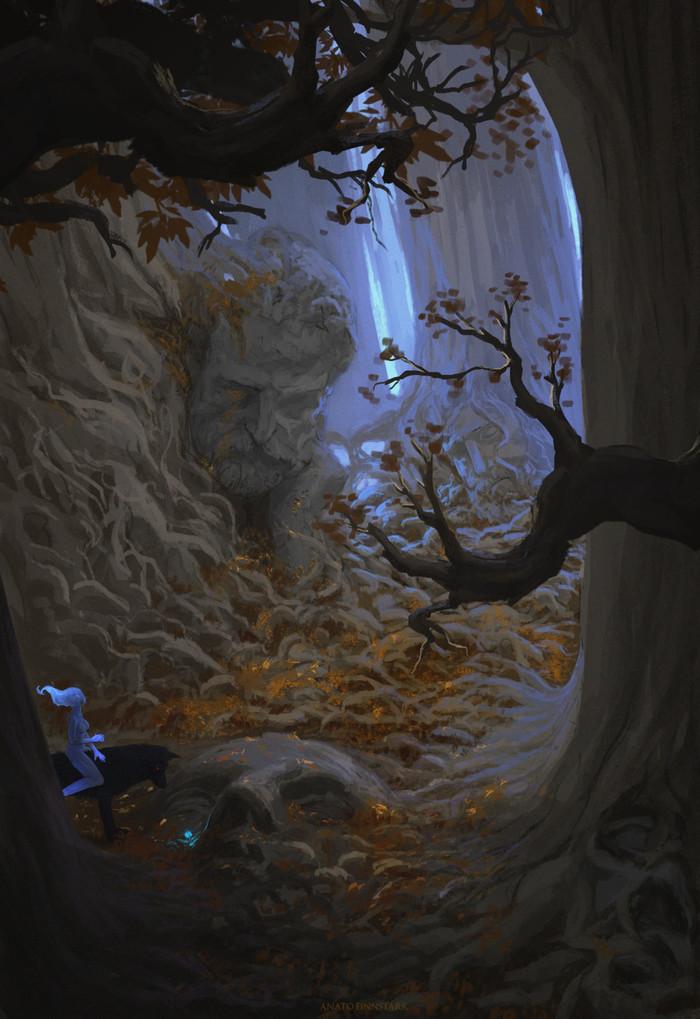 Strange Adventure : The philosopher's glade Арт, Приключения