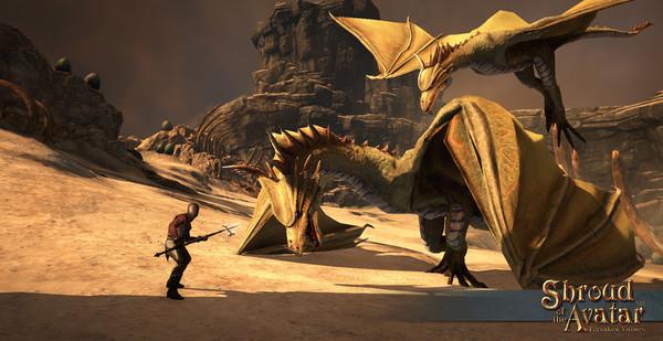 Shroud of the Avatar: Forsaken Virtues Стала бесплатной в Steam! Халява, Бесплатно!, Steam, Бесплатные игры